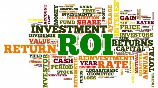Web Site ROI