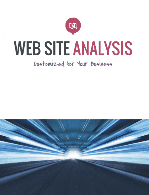 web-site-analysis-report